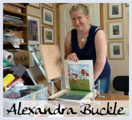 Alexandra Buckle - Artist based in Bicester, Oxfordshire
