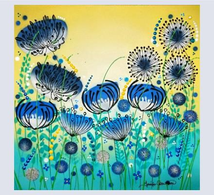 Jennifer  Crowshaw - Artist based in Brize Norton, Oxfordshire