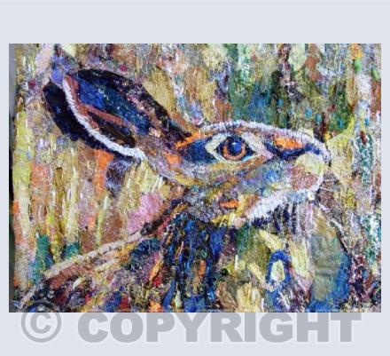 Jack the hare (2) - By Richard Box
