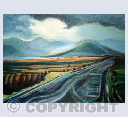 Road and Mountain Mist (1990)