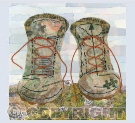 Stiperstones Boots