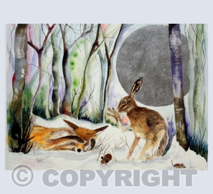 A Hares Whisper