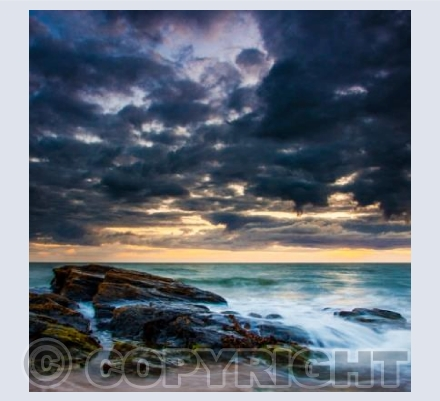 CER_01 Stormy Sunset