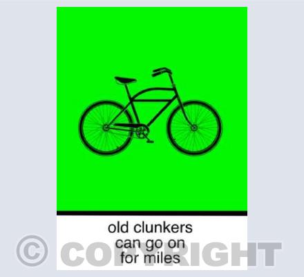OLD CLUNKERS