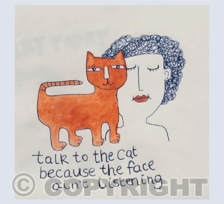 Talk to the Cat