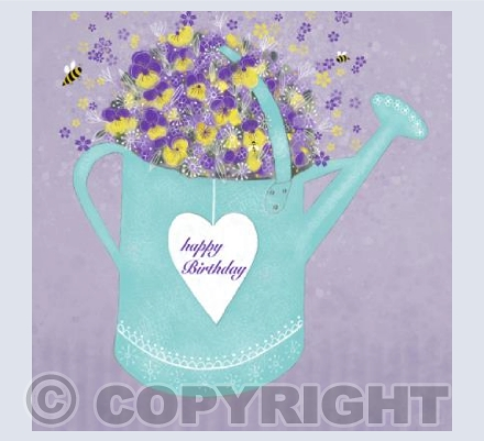 Birthday Violas