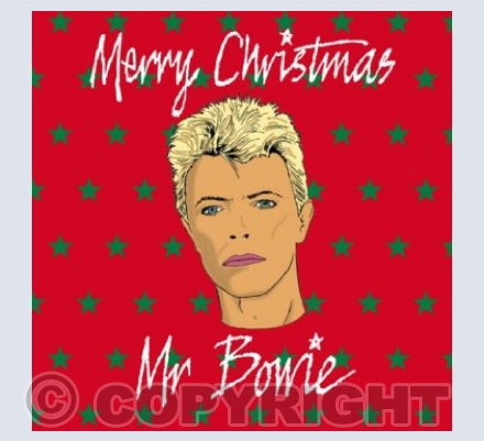 Merry Christmas, Mr Bowie