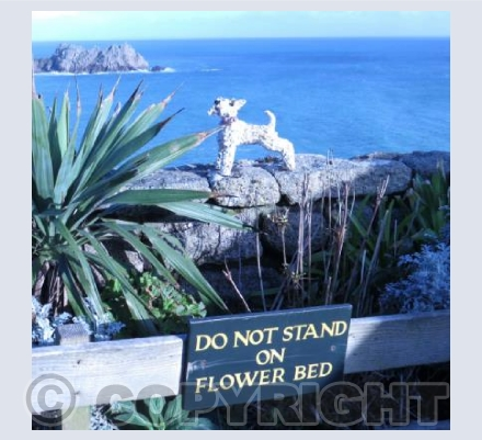 Ben visits the Minack Theatre, Porthcurno, Cornwall