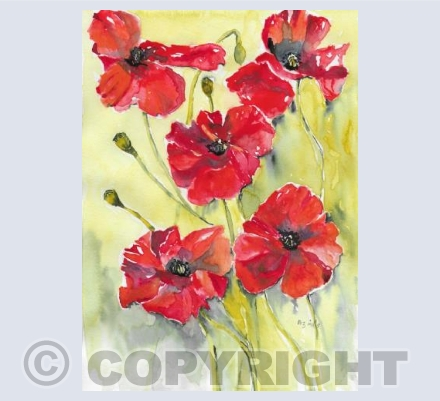 Happy Poppies