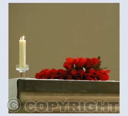 Poppies on the Altar