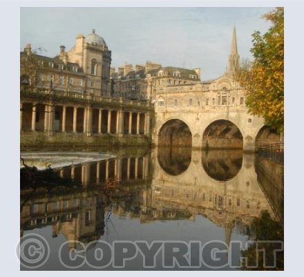 Autumn in Bath