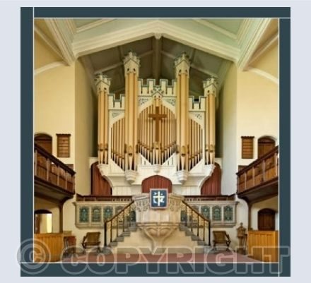 URC church organ