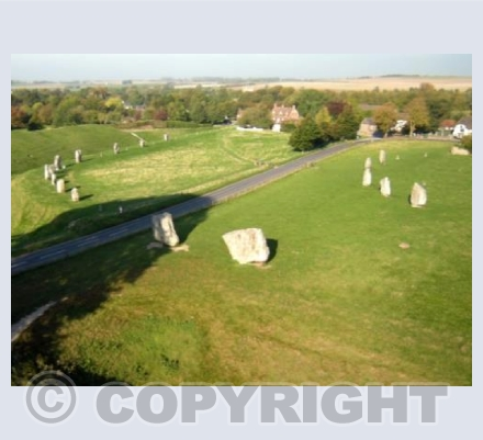 Avebury South Entrance