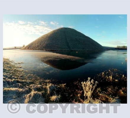 Silbury Blue Sunrise