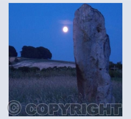 Avebury Blue Moon