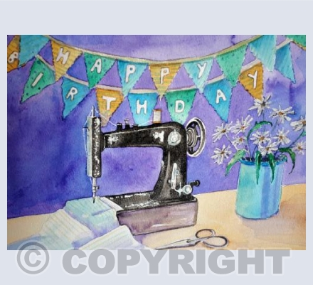 Sewing Bee Birthday