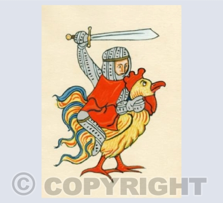'Knight of the Chicken'
