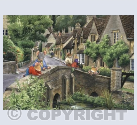 Visiting Castle Combe