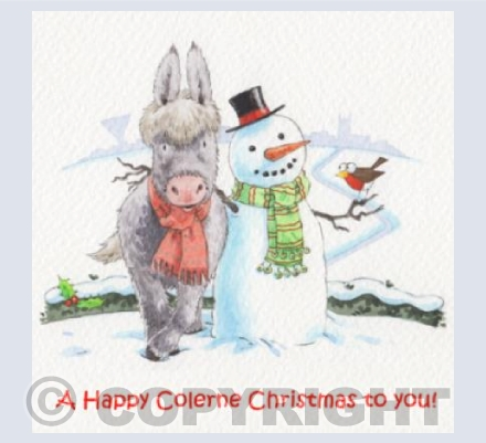 A Happy Colerne Christmas to you!
