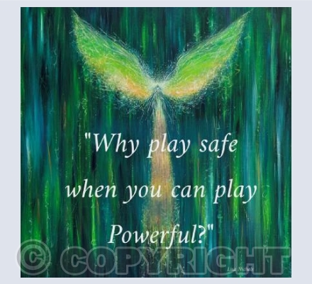 """Play Powerful"""