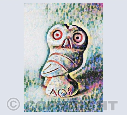 Impressions - Little Owl