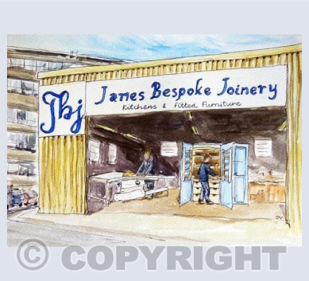 Bristol - James Bespoke Joinery
