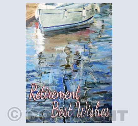 Retirement boat