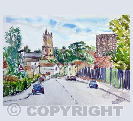 Bristol - Brislington Village