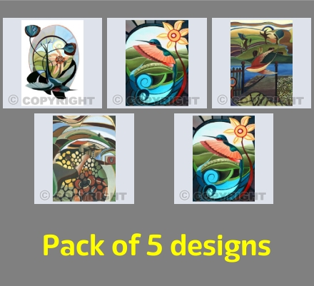 Tim Young Art Card Pack