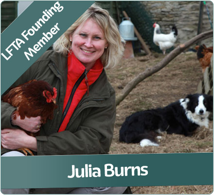 Red Hen Originals - Julia Burns