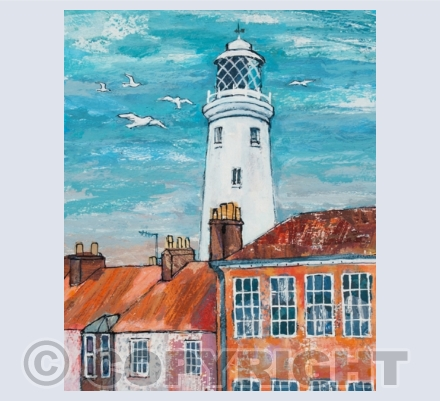 Paintings of Southwold and Aldeburgh