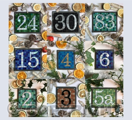 Mosaic numbers