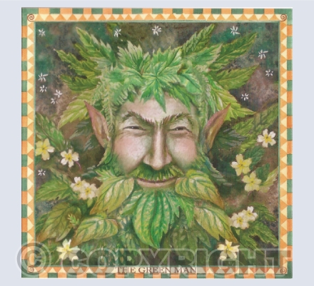 For the Love of the Green Man
