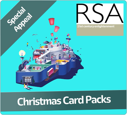 RSA House Development Appeal Christmas Card Packs