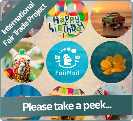 Fair trade project with Fairmail